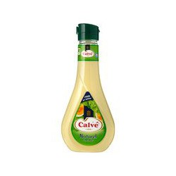 Calvé Slasaus naturel 450 ml