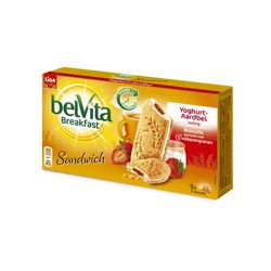 Liga Belvita breakfast...