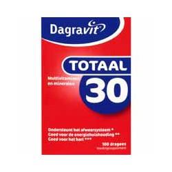 Dagravit Totaal 30 dragees,...