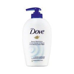 Dove Cream wash pomp, 250 ml