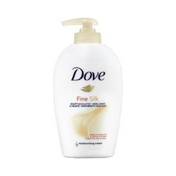 Dove Silk cream wash pomp,...