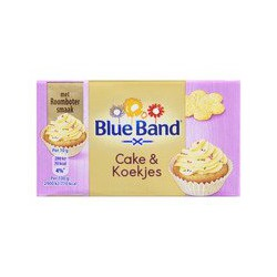 Blue Band Cake & koekjes,...