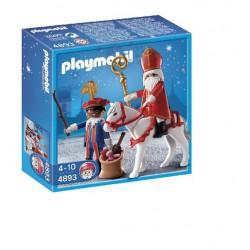 Playmobil Sinterklaas en Piet