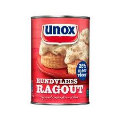 Unox Ragout rundvlees, 400...