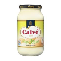 Calvé Mayo 3% vet, 430 ml