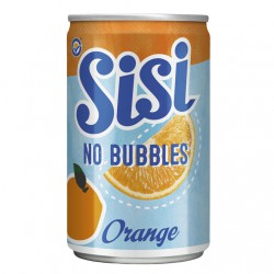 SiSi No Bubbles Orange,...