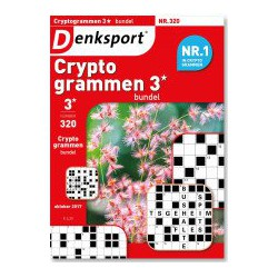 CRYPTOGRAMMEN 3* BUNDEL