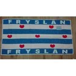 Friese handdoek, 50x100 cm