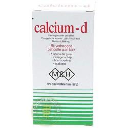 MH Pharma Calcium-D...