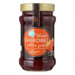 AH Extra jam aardbeien, 450...