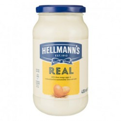 Hellmann's Mayo real, 430 ml