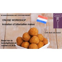 Workshop Stichting Kroket