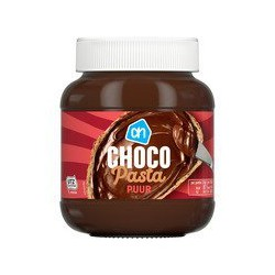 AH Chocoladepasta puur, 400...