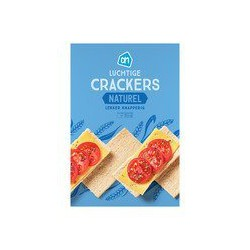 AH Luchtige crackers...