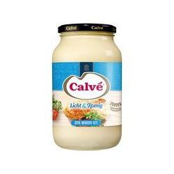 Calvé Licht & romig, 650 ml