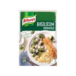 Knorr Roomsaus basilicum,...