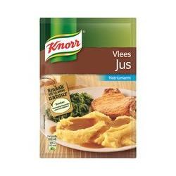 Knorr Vleesjus, 18 gram