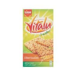 Liga Vitalu crackers...