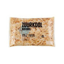 Zuurkool Naturel 520 gram