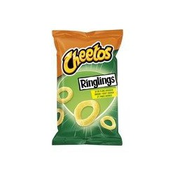 Cheetos Ringlings onion,...