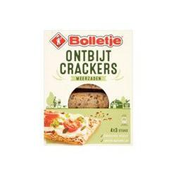 Bolletje Crackers...
