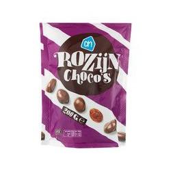 AH Choco's rozijn, 200 gram