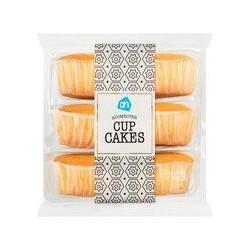 AH Roomboter cupcake...
