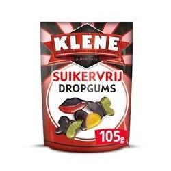 Klene Dropgums suikervrij,...