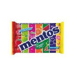 Mentos Rainbow, 5 rollen