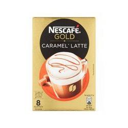 Nescafé Caramel Latte, 8...