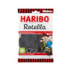 Haribo Drop rotella's, 250...