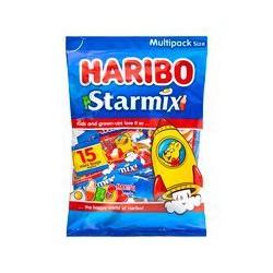 Haribo Starmix, 15...