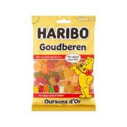 Haribo Goudberen, 250 gram