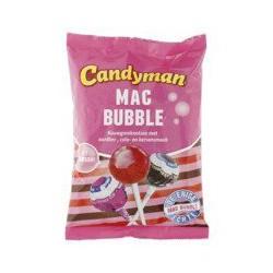 Candyman Mac bubble, 165 gram