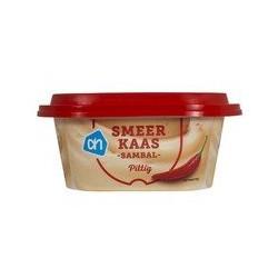AH Smeerkaas sambal, 100 gram