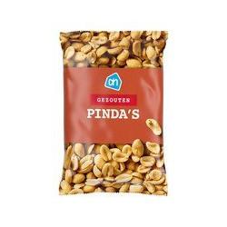 AH Gezouten pinda's, 250 gram