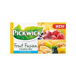 Pickwick Fruit fu­si­on...