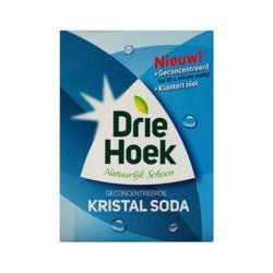 Driehoek Kristal soda, 600...