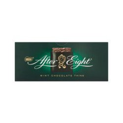 After Eight chocolade...