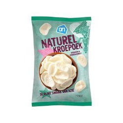 AH Kroepoek naturel, 100 gram