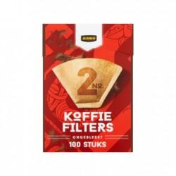 Koffiefilters No. 2...