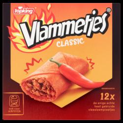 Topking Vlammetjes Classic...