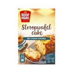 Koopmans Stroopwafelcake...