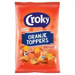 Croky Oranje Toppers...