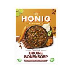 Honig Bruine bonensoep, 117...
