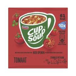 Unox Cup-a-soup Tomaat, 10...