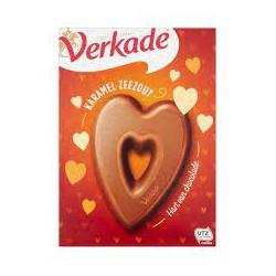 Verkade Hart chocolade met...