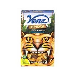 Venz Rimboe tijgervlokken...