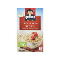 Quaker Oats express...