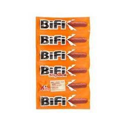 Bifi Gerookte droge worst,...